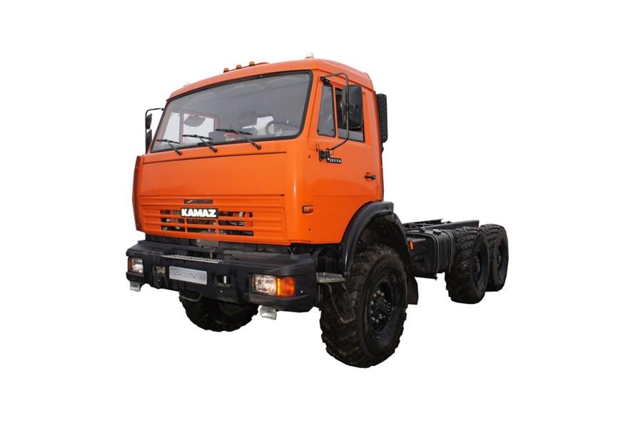 Расход топлива шасси КАМАЗ 43114 на 100 км