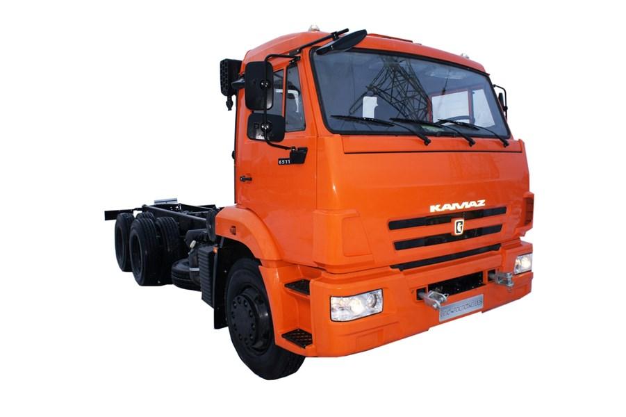 Расход топлива шасси КАМАЗ 65115
