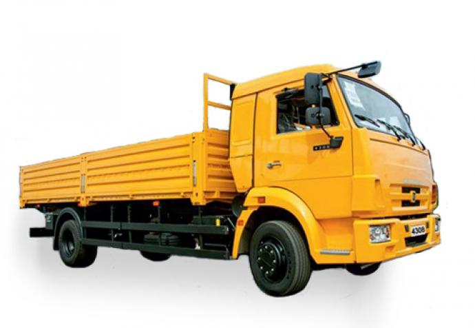 Расход топлива КАМАЗ 4308 на 100 км