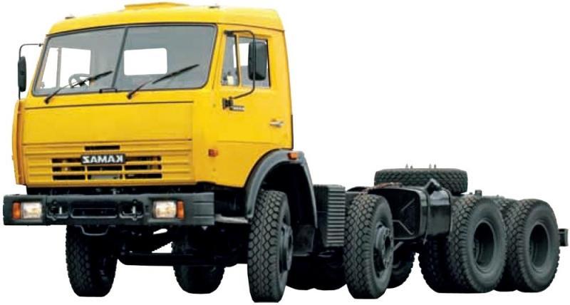 Расход топлива КАМАЗ 6540 на 100 км