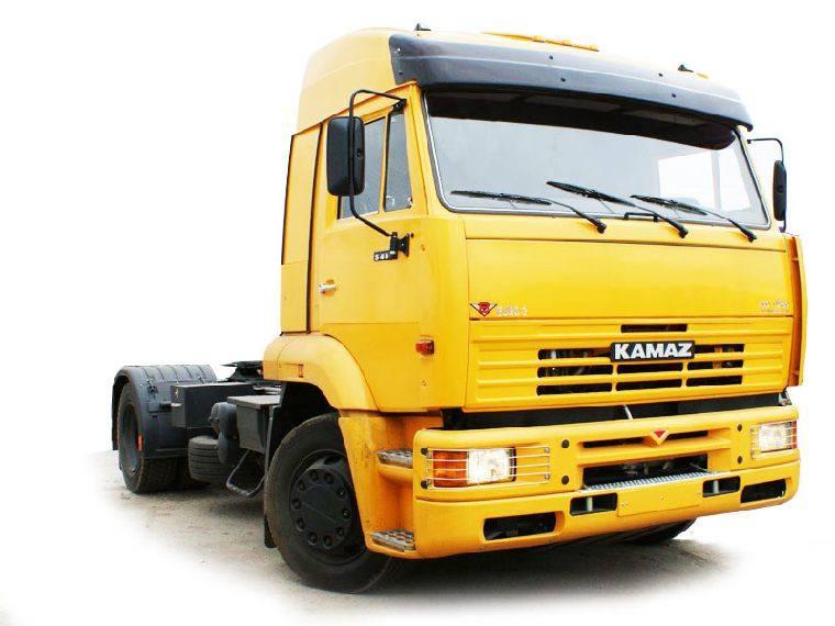 Расход топлива КАМАЗ 5460 на 100 км