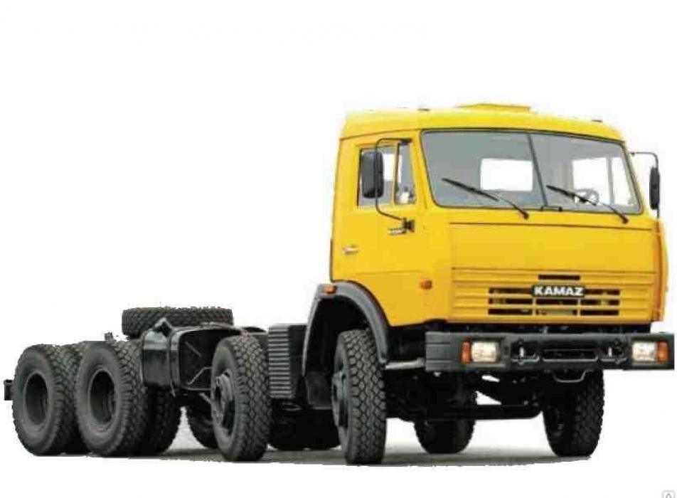 Расход топлива шасси КАМАЗ 6540