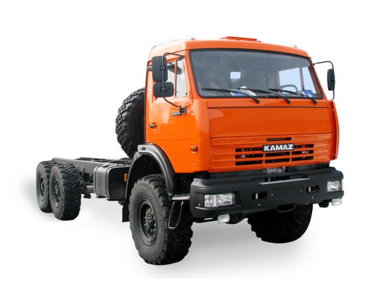 Расход топлива КАМАЗ 43114 на 100 км