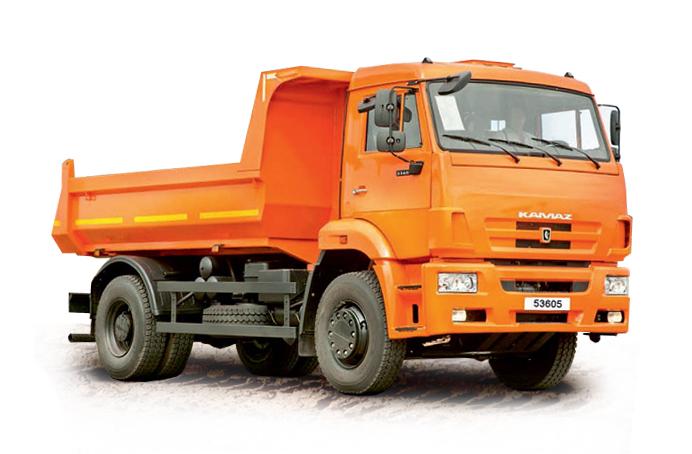 Расход топлива КАМАЗ 53605 на 100 км