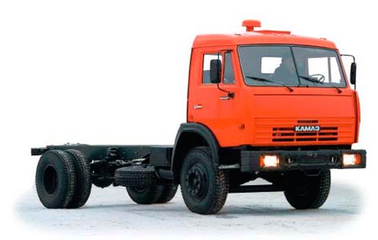 Расход топлива КАМАЗ 43253 на 100 км