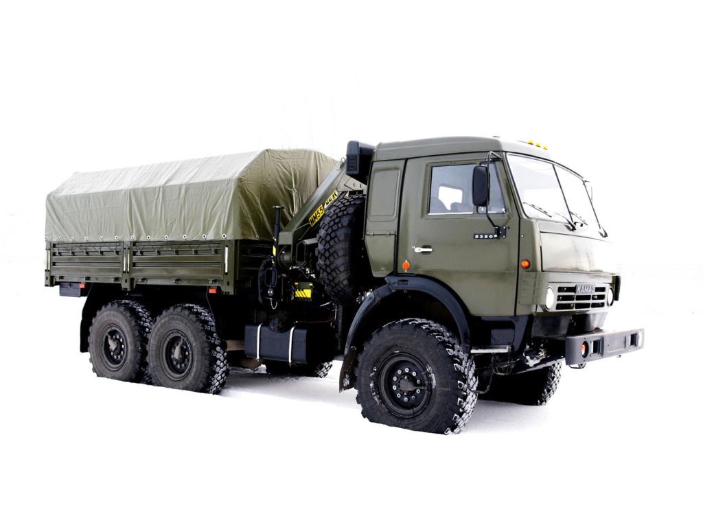 Расход топлива КАМАЗ 4326 на 100 км