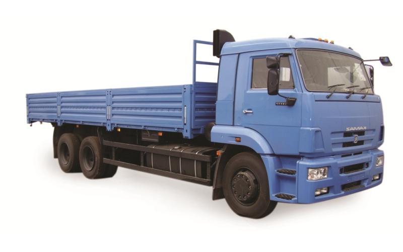 Расход топлива КАМАЗ 65117 на 100 км