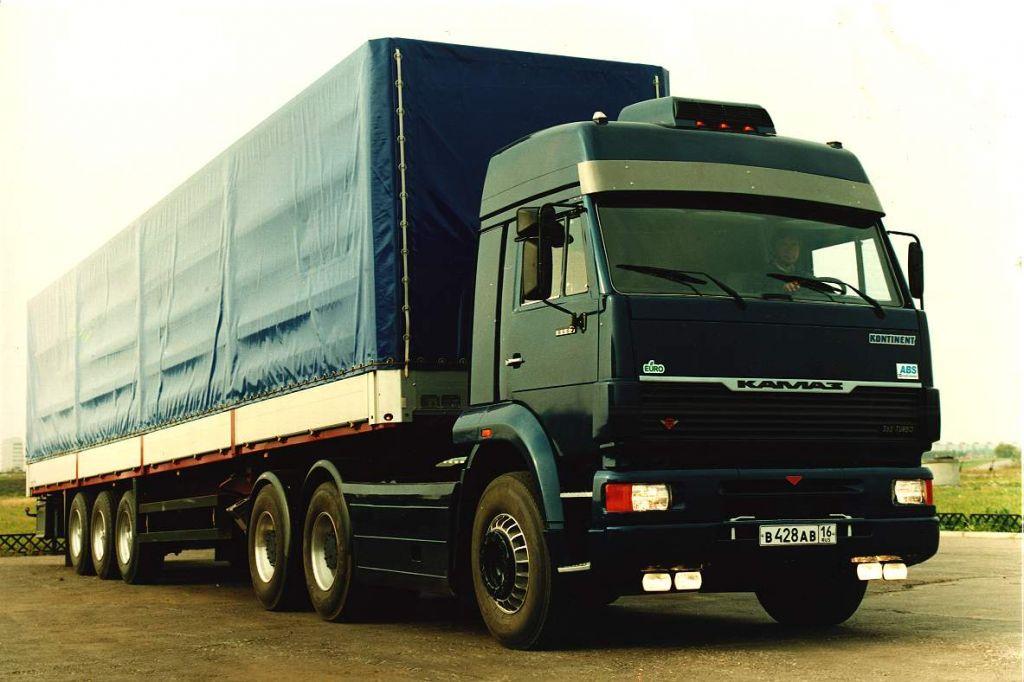 Расход топлива КАМАЗ 6450 на 100 км